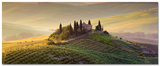 Tuscany Garden Posters