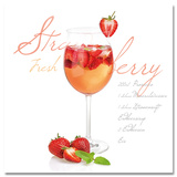 Strawberry Fresh Posters