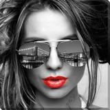 Nyc Attitude Lærredstryk på blindramme