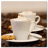 Coffee Cream Plakat af Sara Deluca