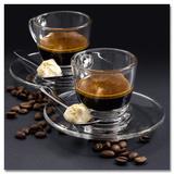 Delicious Espressos With Prints by Uwe Merkel