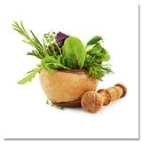 Fresh Kitchen Herbs Affiches