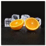 Uwe Merkel - Black Orange & Cubes - Reprodüksiyon