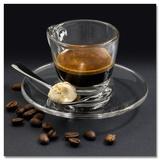 Delicate Espresso With Amarettini Plakater af Uwe Merkel