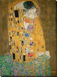 Il Bacio Stretched Canvas Print