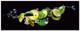 Fresh Lime Diving Plakat