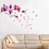 Magnolia Flower Wallstickers