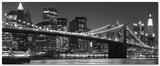 New York skyline Plakater