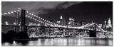 Brooklyn Nightlife Affischer