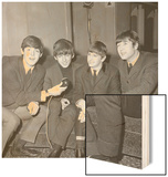 The Beatles, 1966 Wood Print