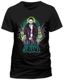 Suicide Squad- Joker Chaos T-Shirts