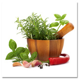 Fresh Flavoring Spices Plakater