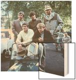 The Beach Boys Wood Print