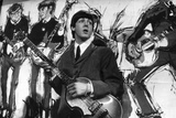 Paul McCartney, 1965 Stretched Canvas Print