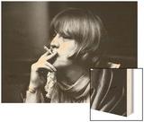 Brian Jones - Rolling Stones Wood Print
