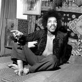 Jimmy Hendrix, 1965 Metal Print