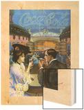 Coca-Cola, 1903 Wood Print