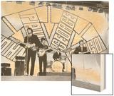 The Beatles, 1967 Wood Print
