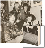 Rolling Stones, 1966 Wood Print
