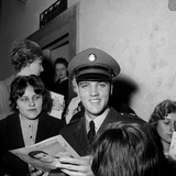 Elvis Presley in Germany - Army Years Posters