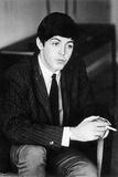 Paul McCartney Metal Print