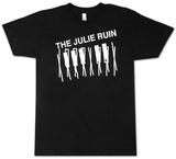 The Julie Ruin- White Keys T-Shirt
