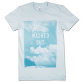 Juniors: Washed Out- Clouds T-shirts