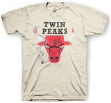 Twin Peaks- Smoking Bull Shirts