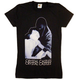Juniors: Crystal Castles- Album III Shirt