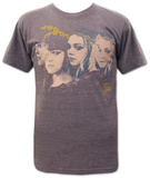 First Aid Kit- Band Faces Shirt