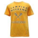 Vampire Weekend- Lacrosse T-Shirt