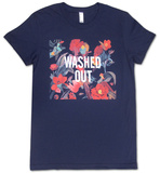 Juniors: Washed Out- Paracosm Navy T-shirts