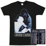 Crystal Castles- Album III 2013 Tour (Front/Back) T-shirts