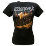 Juniors: Tenacious D- Wizards T-shirts