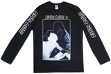 Long Sleeve: Crystal Castles- Album III Koszulka