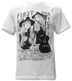 First Aid Kit- Stay Gold Song List T-Shirt