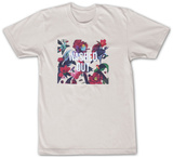 Washed Out- Paracosm Cream Shirt