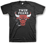 Twin Peaks- Smoking Bull T-Shirt