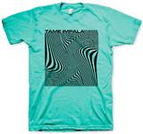 Tame Impala- Wave Square Tshirts
