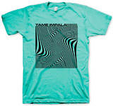 Tame Impala- Wave Square Tシャツ
