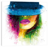 Coralie II Stretched Canvas Print by Patrice Murciano