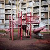 Housing Estate Fotografisk tryk af Craig Roberts