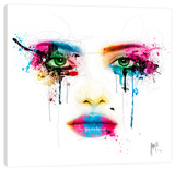 Colors Stretched Canvas Print by Patrice Murciano