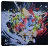 Barrel Stretched Canvas Print by Taka Sudo