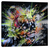 Shine Stretched Canvas Print by Taka Sudo