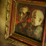 Small Vintage Painting Photographic Print by Tim Kahane