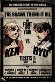 Street Fighter- Brawl To End It All Photographie