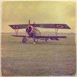 David Bracher - British Fighter Plane Wwi - Fotografik Baskı