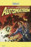 Fallout 4- Automatron Affiches