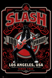 Slash- 100 Proof Affischer